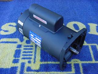 1 5 hp square flange pool pump motor 1 year warranty 1 1 2 hp for Sq1152 ao smith motor
